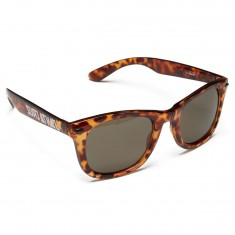 Santa Cruz Strip Shades Sunglasses - Tortoise