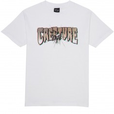 Creature Phantasm T-Shirt - White