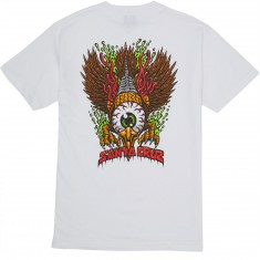 Santa Cruz Eagle Eye T-Shirt - White
