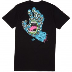 Santa Cruz Fos Hand T-Shirt - Black