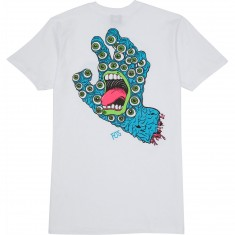 Santa Cruz Fos Hand T-Shirt - White