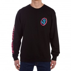 Santa Cruz Santa Cruz Scream Crew Neck Sweater - Black