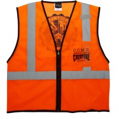 Creature C.C.M.U. Work Vest - Top Safety Orange