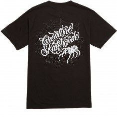 Creature Web Horde T-Shirt - Black
