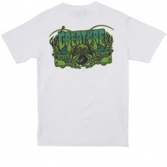 Creature Creeks Freaks T-Shirt - White