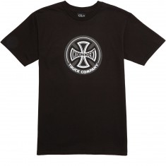 Independent 88 T/C T-Shirt - Black