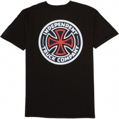 Independent Colors T-Shirt - Black
