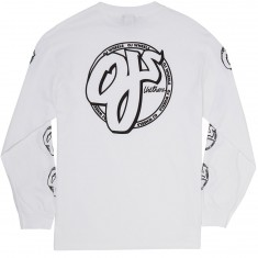 OJ Cross Longsleeve T-Shirt - White