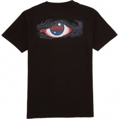 Santa Cruz Rob Eye T-Shirt - Black