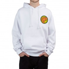 OJ Wheels OJ2 Elites Hoodie - White
