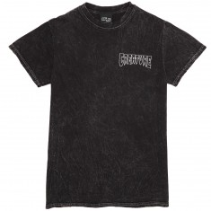 Creature Burnout T-Shirt - Mineral Black