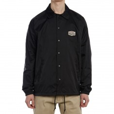 Independent Indy Patch Coach Windbreaker Jacket - Black