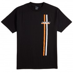 Bronson Speed Co Racing Stripes T-Shirt - Black