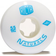 Ricta Naturals Skateboard Wheels - 55mm 99a
