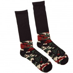 Independent Concealed Socks - Camo/Black