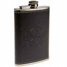 Independent Anytime Flask - Black/Silver