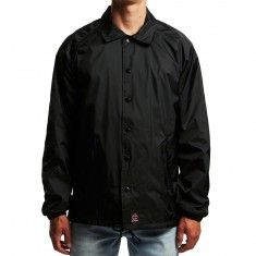 Independent Speed Kills Coach Windbreaker Jacket - Black