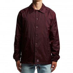 Independent Speed Kills Coach Windbreaker Jacket - Maroon