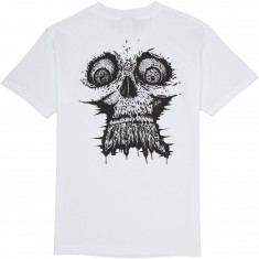 Creature Skinned T-Shirt - White