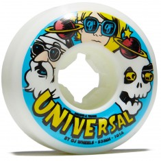 OJ Universal Insaneathane 101a Skateboard Wheels - 53mm