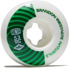 Ricta Westgate Pro Naturals 99a Skateboard Wheels - 53mm