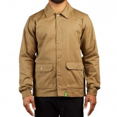 Creature Warden Jacket - Brown