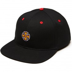 Independent Light It Up Snapback Hat - Black