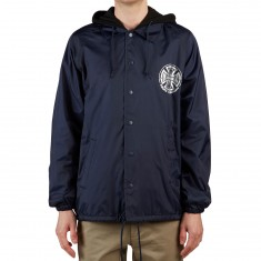 Independent Foil Truck Co. Coaches Jacket - Navy