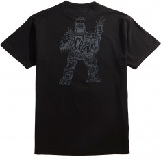 Creature Saturday Morning Special T-Shirt - Black