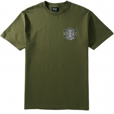 Independent Triple A T-Shirt - Military Green