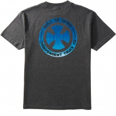 Independent Light It Up T-Shirt - Charcoal Heather