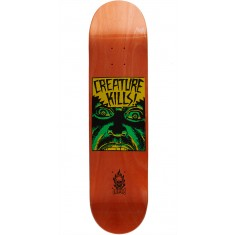 Creature Ambush Hard Rock Maple Skateboard Deck - 7.75