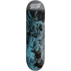Creature Partanen Back to the Badlands Pro Skateboard Deck - 8.1