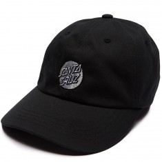 Santa Cruz Other Dot Adjustable Hat - Black