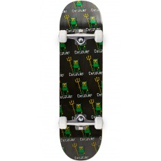 Creature Beezlebub Hard Rock Maple Skateboard Complete - LG - 8.375