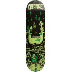 Creature Evil Roots Team Skateboard Deck - 8.25