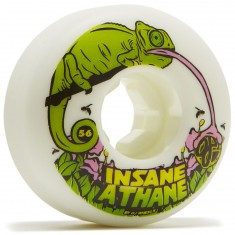 OJ Lizards Insaneathane EZ EDGE 101a Skateboard Wheels - 56mm