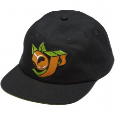 OJ Wheels Oldschool Hat - Black