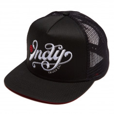 Independent Skateboard Trucks Lit Trucker Hat - Black