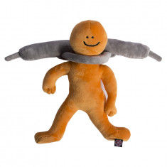Independent Mr HangerGonz Plush Toy - Orange/Silver