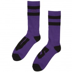 Creature Skateboards CSFU Socks - Purple