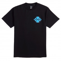 Independent Lines 2 T-Shirt - Black