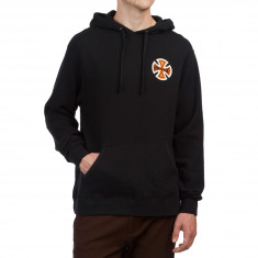 Independent 2 Color TC Hoodie - Black