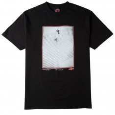 Independent Skateboard Trucks Burnett Jaws T-Shirt - Black