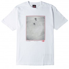 Independent Skateboard Trucks Burnett Jaws T-Shirt - White