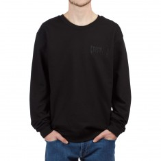Creature Clean Sweatshirt - Black