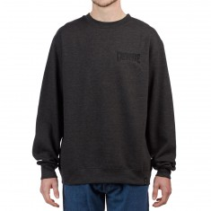 Creature Clean Sweatshirt - Charcoal Heather