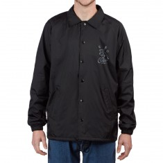 Creature Bottoms Up Jacket - Black