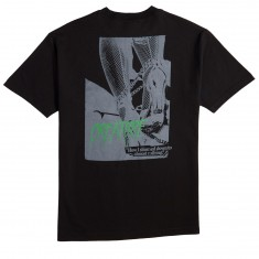 Creature Skateboards Nothing T-Shirt - Black