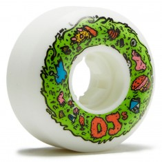OJ Scum Insaneathane Universals Skateboard Wheels - 53mm 101a